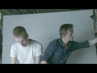 Lars Vaular & Sondre Lerche - Øynene Lukket (official video)