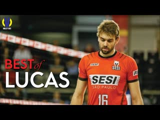 Best Lucas Saatkamp on Sesi-SP. Superliga Masculina.