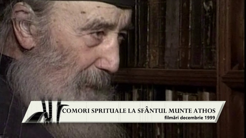 COMORI SPIRITUALE LA SFANTUL MUNTE ATHOS