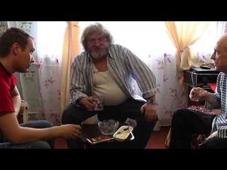 """Мужской разговор. фрагмент фильма """"Уральский болид Надежда"""""""