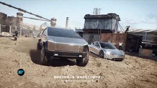 Elon Musk Posted INSANE NEW Cybertruck 2021 AD [FULL VERSION HD] | PUBG MOBILE x TESLA