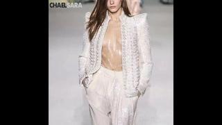 Женская твидовая куртка с блестками, элегантная куртка с жемчужными бусинами, осень зима