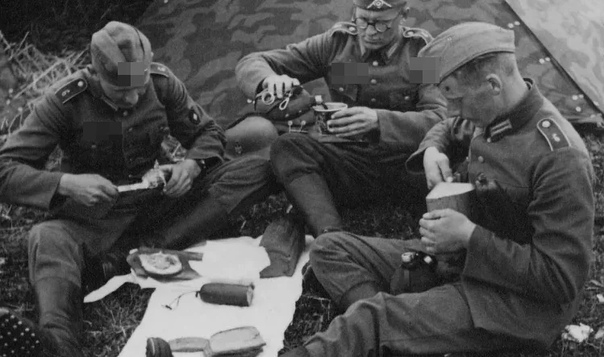 Что ели немцы во время второй мировой
