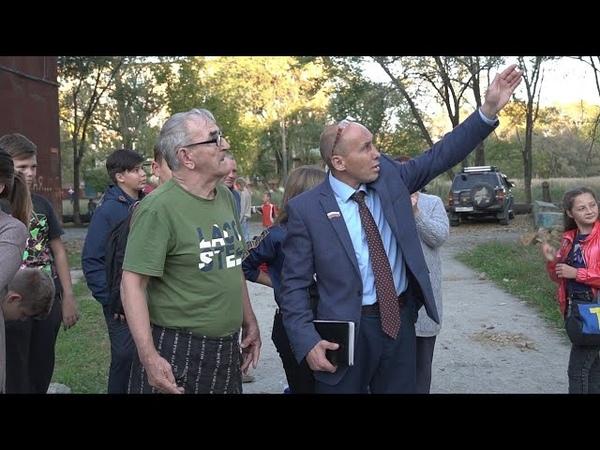 Виталий Наливкин Аварийное жилье