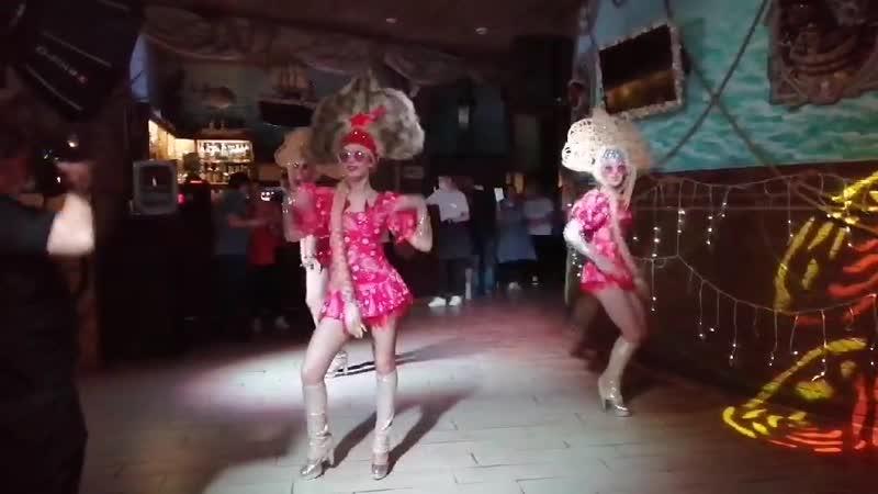 25 сентября выступление шоу балета РАНДЕВУ в Острове сокровищ