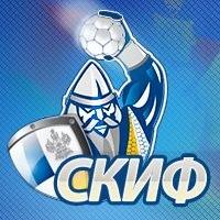 Логотип Гандбольный клуб СКИФ (Краснодар)