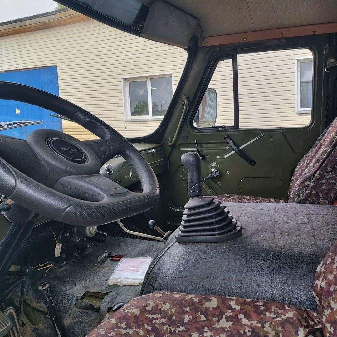 Купить Кулиса КПП УАЗ 452 нового образца (джойстик)