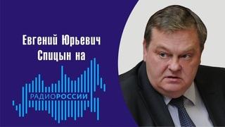 """""""На одни и те же грабли..."""" Е.Ю.Спицын на Радио России в программе """"Разное время"""""""