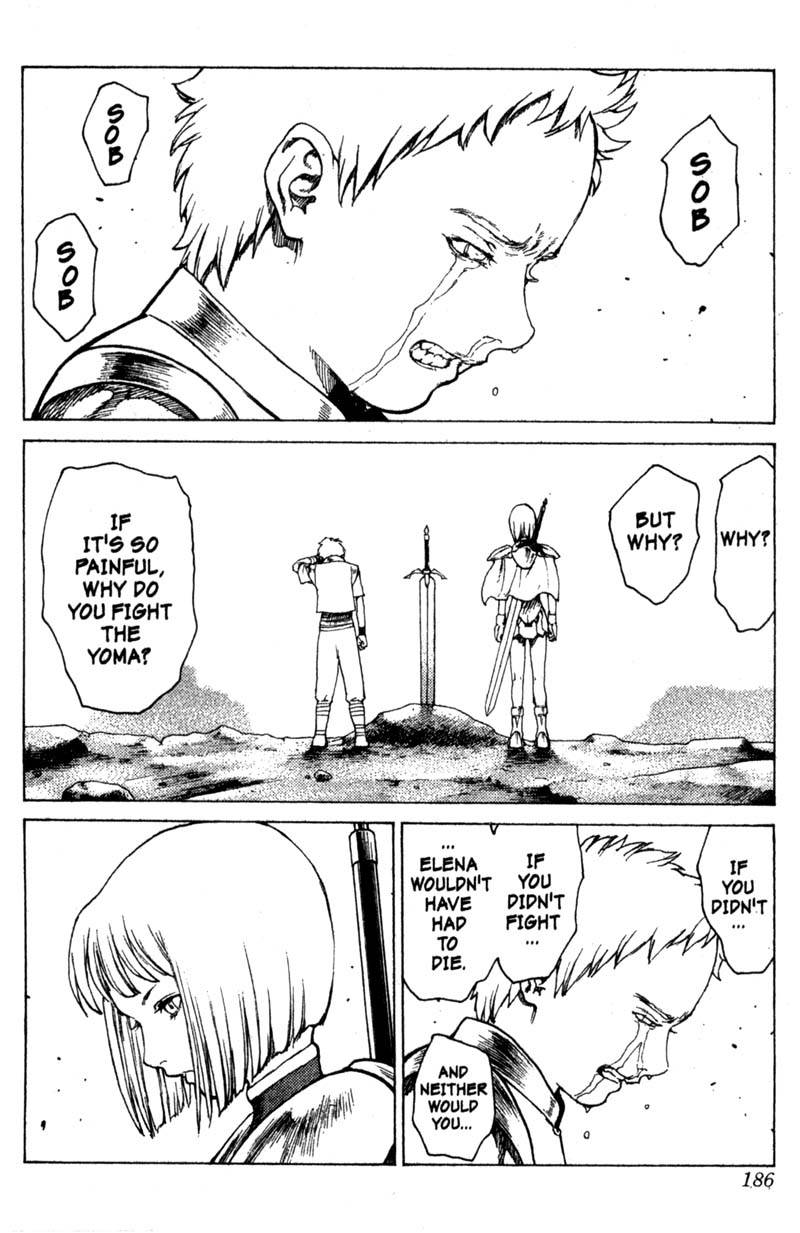 Claymore, Chapter 4, image #36