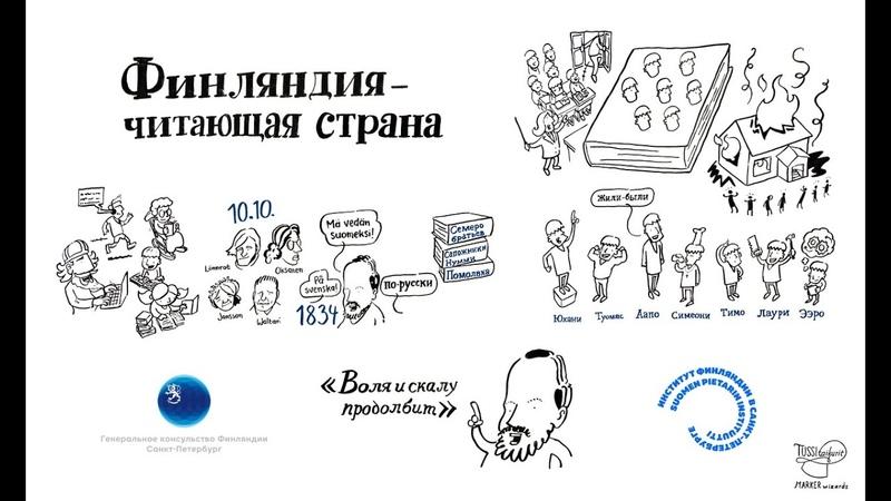 10 10 День финской литературы день Алексиса Киви