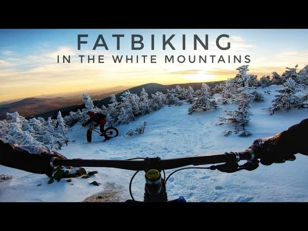 Bike The Whites Episode 2 3000' Descent On Fatbikes