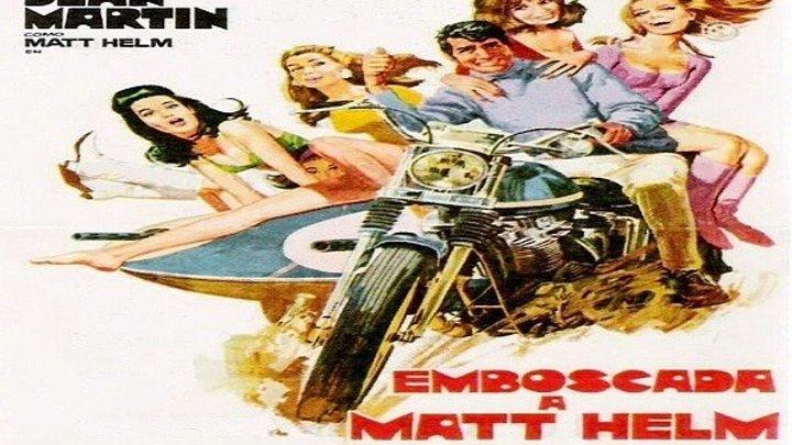EMBOSCADA A MATT HELM (1967) de Henry Levin con Dean Martin, Senta Berger, Janice Rule, James Gregory by Refasi