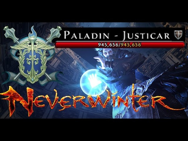 ToMM Paladin TANK Build Mod 17 Neverwinter