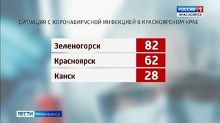 354 жителя края заболели коронавирусом за сутки