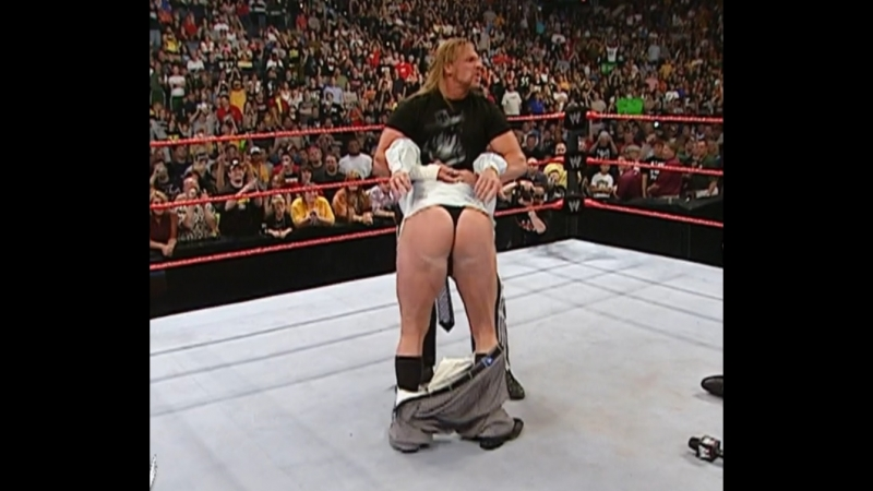 Supercut of vince mcmahon reacting to butts
