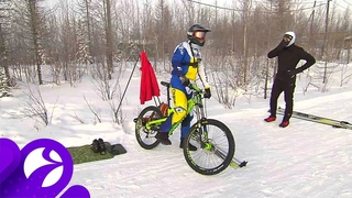В Салехарде организуют соревнования по зимнему триатлону