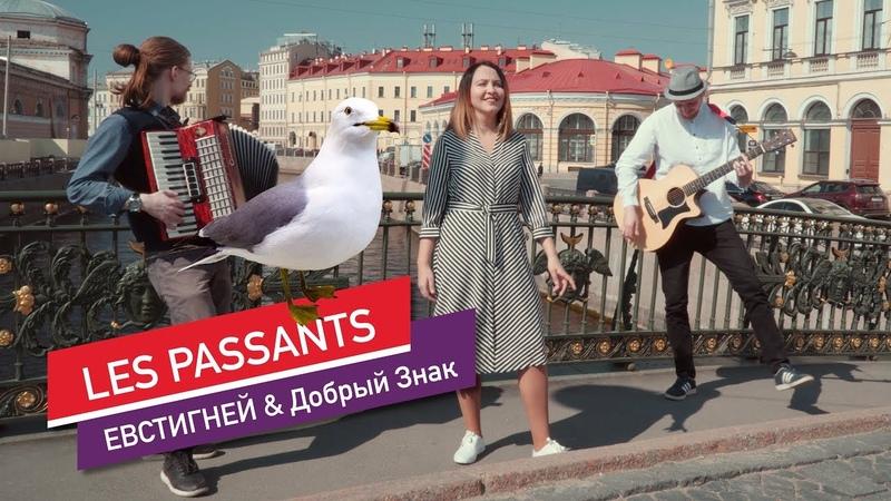ZAZ Les Passants cover by ЕВСТИГНЕЙ Добрый Знак