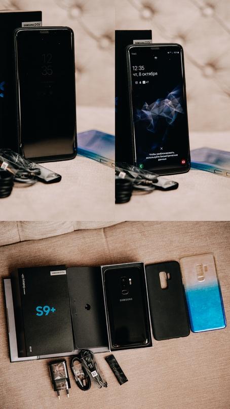 Купить Samsung s9plus 64гб Полный комплект: | Объявления Орска и Новотроицка №9954