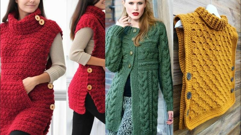 Beautiful And Stylish whole Cardigans Knitting Patterns For Girls
