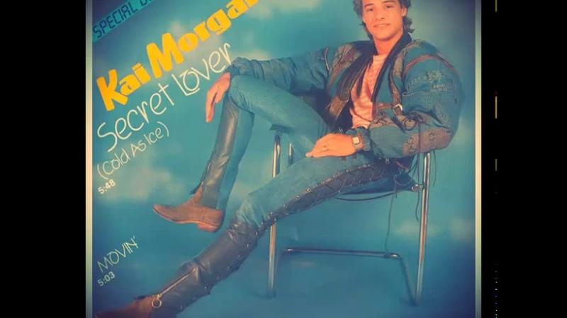 Kai Morgan Secret Lover Cold As Ice 1986 Italo Disco Collection