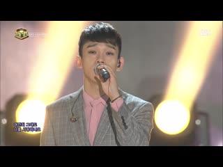EXO-CBX (Chen, Baek Hyun, Xiumin)  For You ( ) Moon Lovers: Scarlet Heart Ryeo OST Part.1 Show SBS Inkigayo