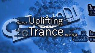 UPLIFTING TRANCE MIX 318 [November 2020] I KUNO´s Uplifting Trance Hour 🎵 I QSounDJ028