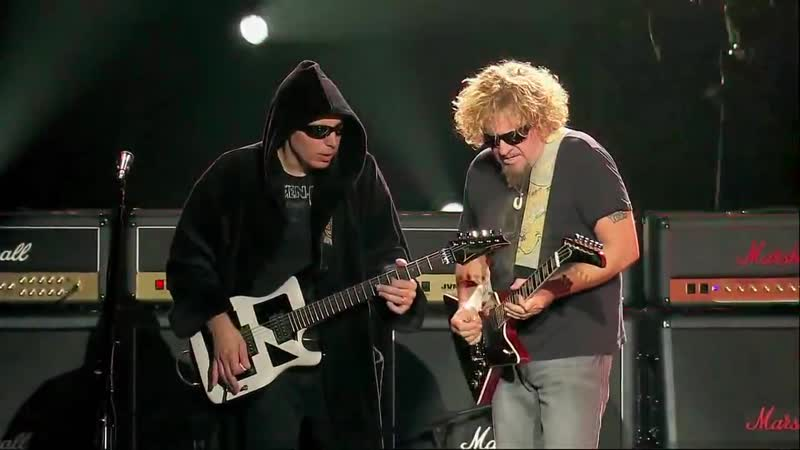 Chickenfoot - Get Your Buzz On Live (2010 )