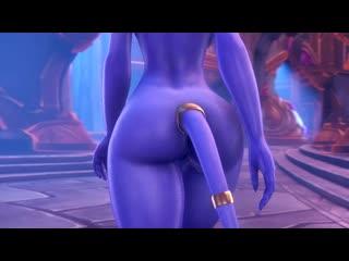 Draenei World_of_Warcraft Yrel noname55