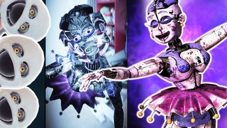 BALLORA JOINS FNAF AR WITH A CRAZY MECHANIC! || FNAF AR: SPECIAL DELIVERY