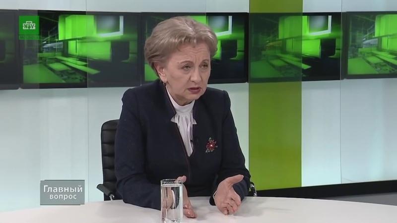 Гречаный о статусе русского языка и российском ТВ: сначала экономика, а потом все остальное