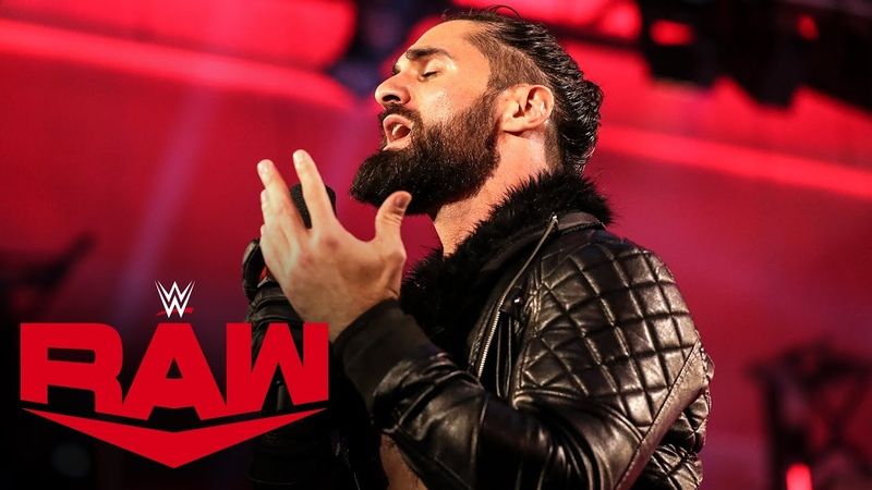 The Kingslayer Seth Rollins hosts Rey Mysterio's retirement ceremony Raw June 1 2020