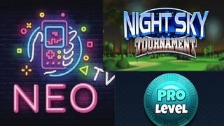 [Golf clash Neo] -16 Pro Guide + Cheat sheet - Night Sky tournament (프로 공략)