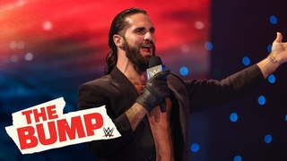 [#My1] Seth Rollins on becoming SmackDown's savior: WWE's The Bump, Oct. 21, 2020