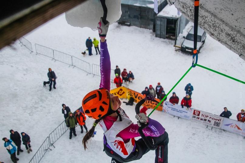 Главные отечественные ледолазные старты сезона финишировали в городе Кирове в минувшие выходные – чемпионат и первенство России по альпинизму. Всем было что доказывать и что терять…, изображение №38