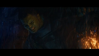 AVENGERS 4 ENDGAME: Avengers Fight Their Way Up After Destruction Of Sanctuary II Clip 4K