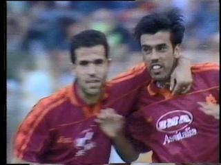 SERIE A 1995~1996 7節 ローマ vs パルマ ROMA vs PARMA