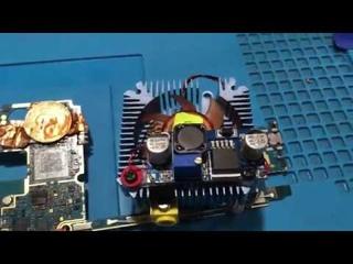 LG G3 D855 Не загружается, не запускается. Boot loop
