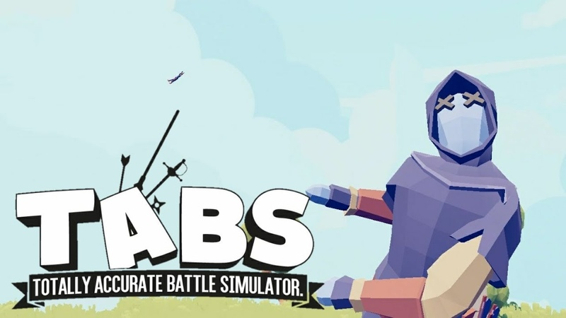 ХВАЧА ХРЕНАЧА ⛩ Totally Accurate Battle Simulator