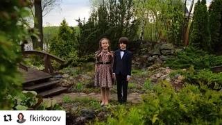 """Алла-Виктория Киркорова on Instagram: """"#Repost @fkirkorov with @make_repost ・・・ С днём Великой Победы! С 9 мая! Пусть на лицах цветут улыбки, а слёзы льются только от радости.…"""""""