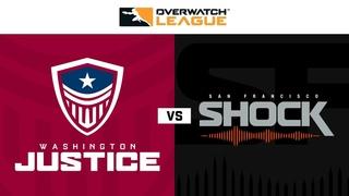 Quarter-Final C   Washington Justice vs San Francisco Shock   Summer Showdown   NA Day 2