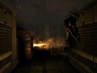 Полное прохождение игры DOOM 3 ( русская версия ) на сложности ВЕТЕРАН!!!  Уровень 3 - Часть 5