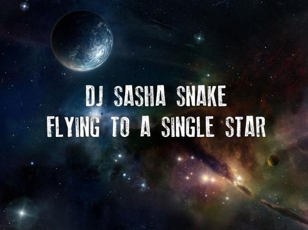 DJ SASHA SNAKE - FLYING TO A SINGLE STAR part 8 (Vinyl mix)