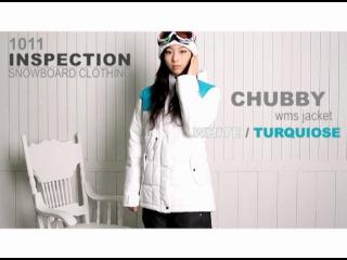 Inspection chubby jacket - womens on vimeo
