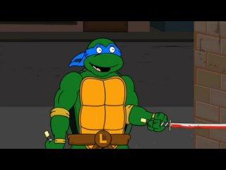 Real Teenage Mutant Ninja Turtles