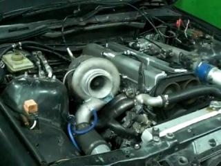BMW E36 Turbo GREDDY 1 4bar 421 BHP