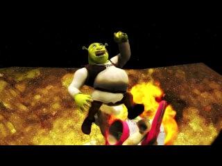 SFM Shrek's Deep, Thought Provoking Journey