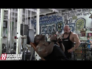 Johnnie Jackson and Branch Heavy Duty Back Attack