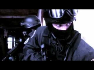 Airsoft FBI-HRT Augsburg Videodreh in der CZ