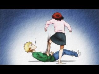 Повседневная Жизнь Старшеклассников / Danshi Koukousei no Nichijou - 10 серия (озвучено ZaRT & Kiara_Laine)