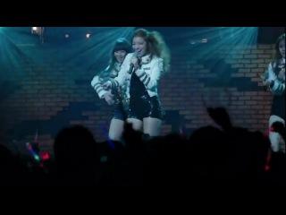 ОТРЫВОК 120130 Hyorin JiYeon Ailee Выступление группы HershE Dream High 2